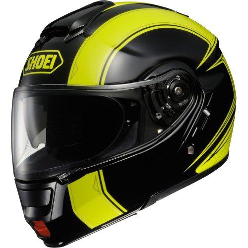 Shoei Neotec Borealis Helmet - Medium/yellow