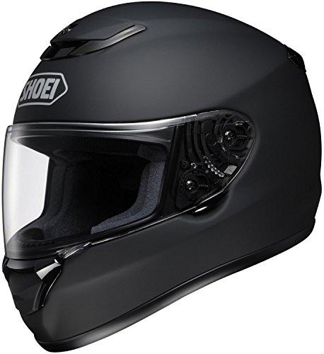 Shoei Qwest Solid Full-face Street Helmet Flat Black Xs
