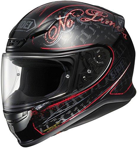 Shoei Rf-1200 Inception Helmet - Medium/black/red
