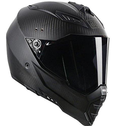 Agv Ax-8 Evo Naked Road Helmet (carbon Fiber, X-large)