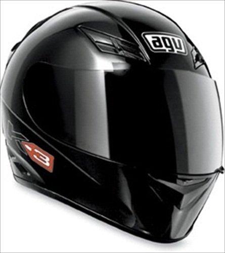 Agv K3 Full Face Motorcycle Helmet (matte Black, Large)