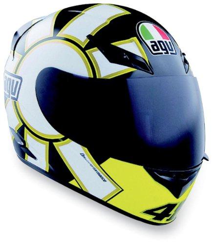 Agv K3 Gothic Full Face Motorcycle Helmet (multicolor, Medium)