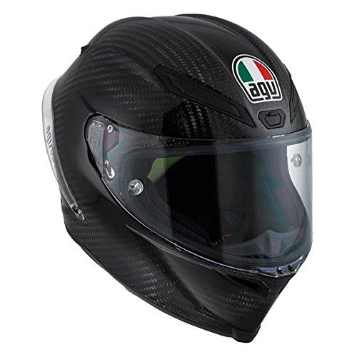 Agv Pista Gp Project 46 Helmet (black/yellow, X-large)