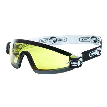 Finn-Tack Racing Goggles - Yellow