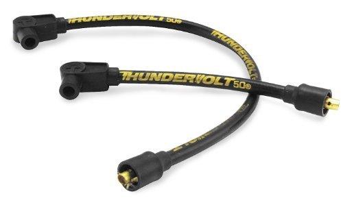 Thundervolt 50 by Taylor 104mm High Performance Spark Plug Wire Set for 1965-1