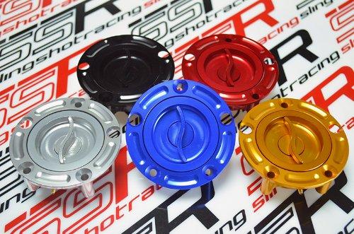 Keyless Billet Aluminum Quick Release Race CNC Gas Fuel Petrol Cap For EBR 1190RS 1190RX BUELL 1125 XB9 XB12