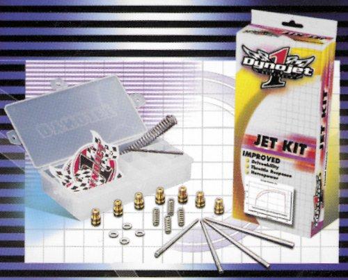 Dynojet Intake Performance Stage 1 Jet Kit for 2005-2007 Kawasaki ZZR 600 Motor