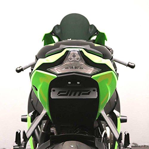 2014-2016 Kawasaki Z1000 2016-2018 Kawasaki ZX10R ZX10RR 16-18 Clear Integrated LED Tail Light