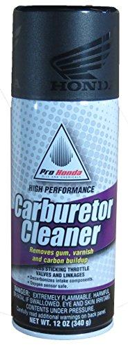 Honda Carburetor Cleaner