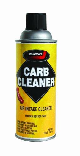Johnsens 4641C California VOC Compliant Carburetor Cleaner Spray - 10 oz