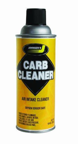 Johnsens 4641NC-12PK Non-VOC Compliant Carburetor Cleaner Spray - 10 oz Pack of 12