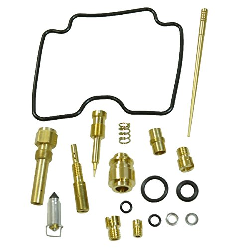 Factory Spec AT-07145 Carb Repair Kit 2000-2004 Yamaha Kodiak 400 4x4 YFM400FA