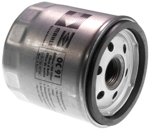MAHLE Original OC 91D Oil Filter Kit