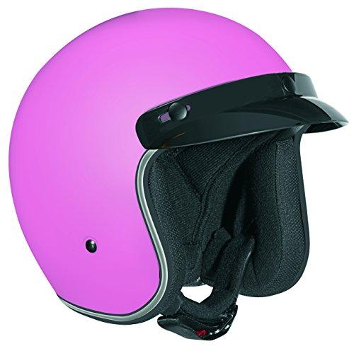 Vega X380 Open Face Helmet Pink Medium