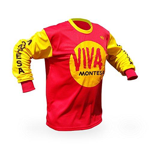 Reign VMX Montesa Vintage Style Motocross Jersey