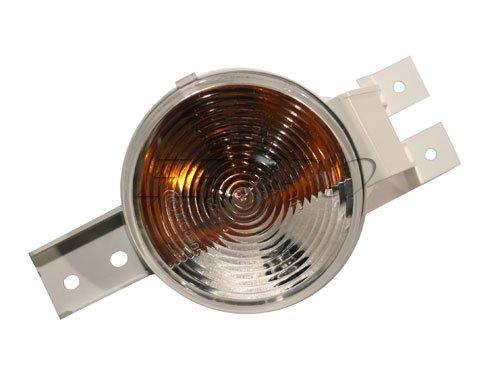 BMW Mini 02-06 Turn Signal Light Clear LEFT Front OEM driver side blinker lamp