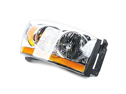 Genuine Chrysler 55077794AD Headlamp Park and Turn Lamp