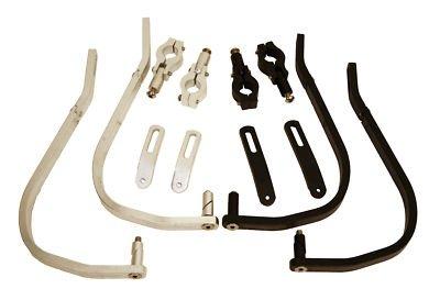 Outlaw Racing Bark Busters Black 12065 1 18 Handlebar Hand Guards Protectors ATV MX
