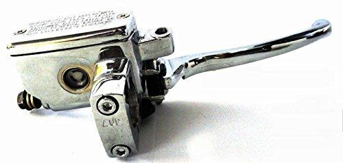 CRU Products Front Right Brake Master Cylinder Suzuki VS 700 750 800 1400 VL 800 1500 Intruder VZ 800 Maurader GSX 1100G LS 650 Savage VN 900 1600 2000 Vulcan Classic Mean Streak