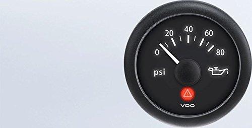 VDO A2C53412998-K1 Oil Pressure Gauge Kit
