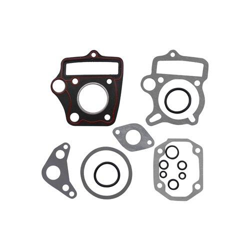 Engine Top End Gasket Kit Cylinder Head Gaskets Set for 50cc ATV Dirt Pit Bike Go Kart Baja Sunl Honda Roketa TaoTao