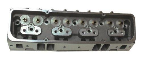 Proheader PM120S - SBC Small Block Chevy Straight Plug Aluminum Cylinder Heads 64cc