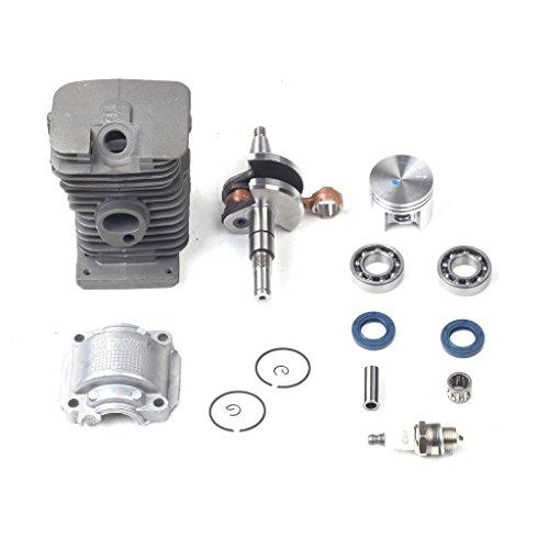 Engine 38MM Cylinder Piston Crankshaft For Stihl MS170 MS180 018 Chainsaw