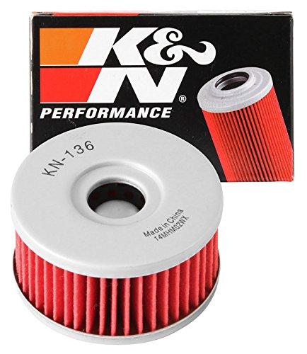 K&N KN-136 Suzuki High Performance Oil Filter