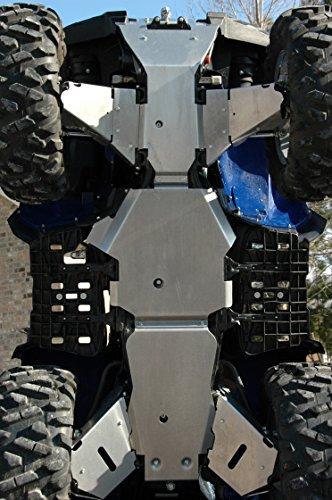 Aluminum Products - Yamaha Kodiak 700-2016-2017-SPD - Aluminum Skid Plate Package Yamaha Kodiak 700 2016-2017-Special Package Deal