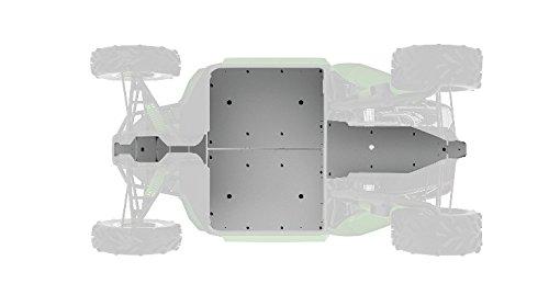 Arctic Cat 1436-923 Aluminum Skid Plate Wildcat 1000Wildcat 4X