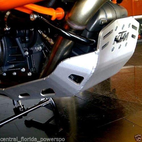 Genuine KTM 1190 Adventure Aluminum Skid Plate Kit 60303990144