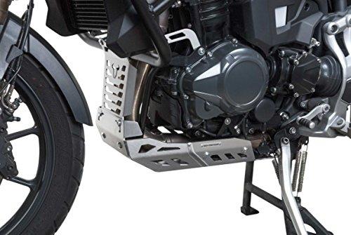 SW-MOTECH Aluminum Skid Plate Extension for Triumph Tiger Explorer 1200 12-15
