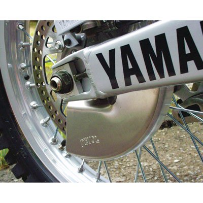 Devol Rear Disc Guard for Yamaha WR450F 2011-2018