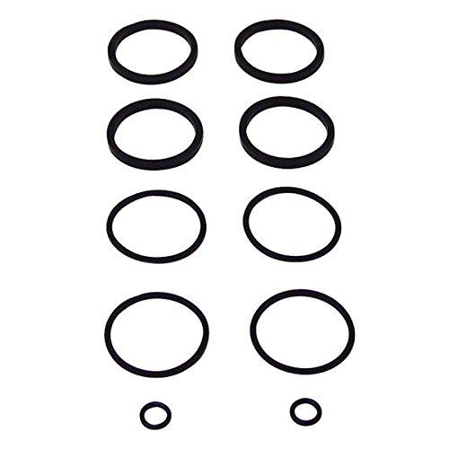 Bkrider Generic BKRider FrontRear Caliper Seal Kit for Harley 00-13 Big Twin 00-03 XL 44315-00