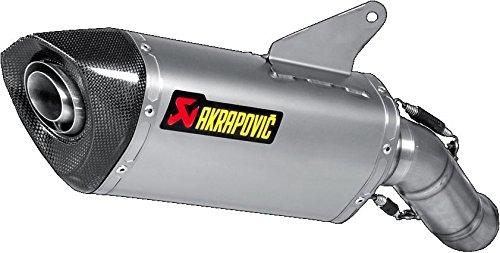 AKRAPOVIC S-D9SO8-RT MUFFLER TICF HYPERSTRADA