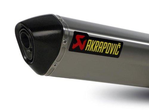 Akrapovic Exhaust Noise Damper