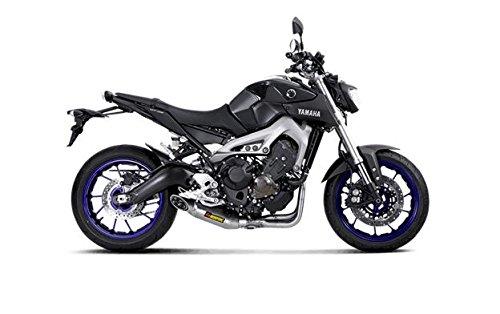 Akrapovic Yamaha FZ-09 2014-2015 Racing Line SS TI Exhaust