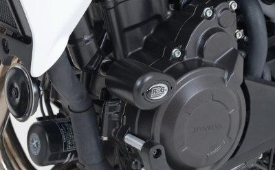 R&G Aero style Frame Sliders Honda CB500F 13-  CB500X