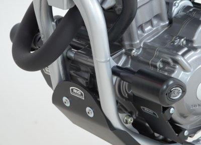 R&G Aero style Frame Sliders Honda CRF250L 13-  M 13-