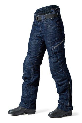 Bmw Genuine Motorcycle City 2 Denim Pants - Size Xl