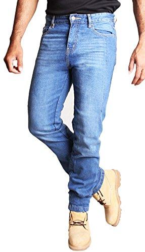 Hb's Premium Quality Motorbike Duponttm Kevlar® Jeans - Biker's Jeans
