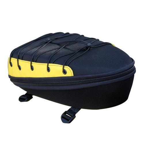 Motorcycle Tail Bag - Yellow