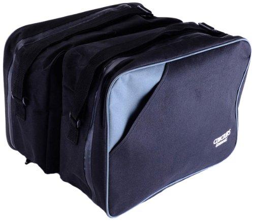 Bestem LGKA-CNCUR-SDL Black Saddlebag Sideliners for Kawasaki Concours ZG1000 Pair