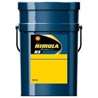 SHELL RIMULA R5 E 10W-40 ENERGY SAVING SYNTHETHIC TECHNOLOGY HEAVY DUTY DIESEL ENGINE OIL 20LTR