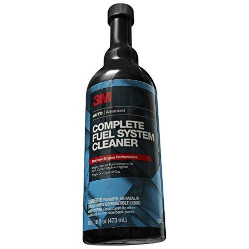 3M 08813 Complete Fuel System Cleaner Bottle - 16 fl oz