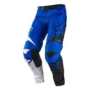 Fox Racing 180 Race Mens Mx Motorcycle Pants - Blue  Size 30