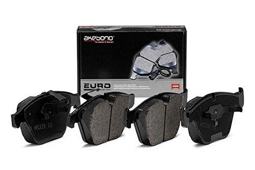 Akebono EURO Ultra-Premium Ceramic Disc Brake Pads EUR1322A