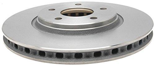 ACDelco 18A1659A Advantage Non-Coated Front Disc Brake Rotor