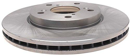 ACDelco 18A1761A Advantage Non-Coated Front Disc Brake Rotor
