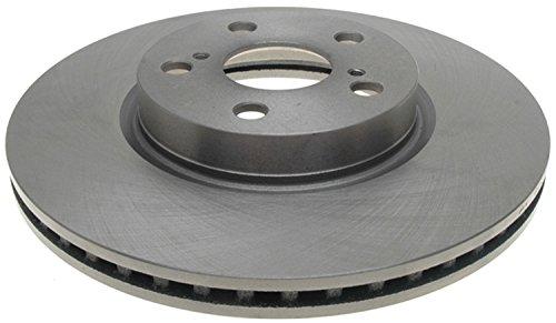 ACDelco 18A2601A Advantage Non-Coated Front Disc Brake Rotor